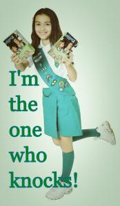 I'm the one who knocks!
